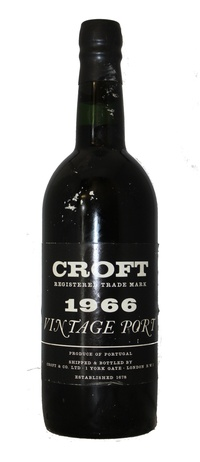 1966 Croft Vintage Port, 1966