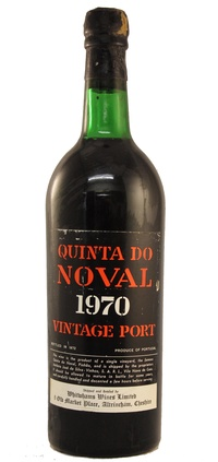 1970 Quinta do Noval Vintage Port , 1970