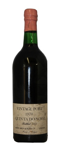 Quinta do Noval Port, 1970
