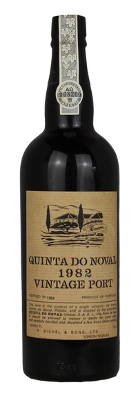 Quinta do Noval Port, 1982