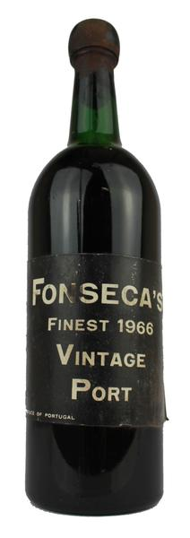 Fonseca Port, 1966