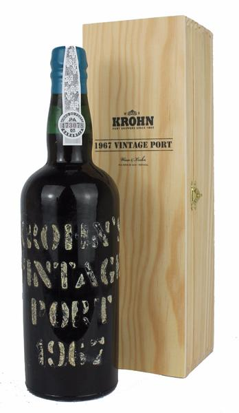 Krohn Port , 1967