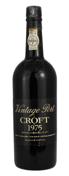 Croft Port, 1975