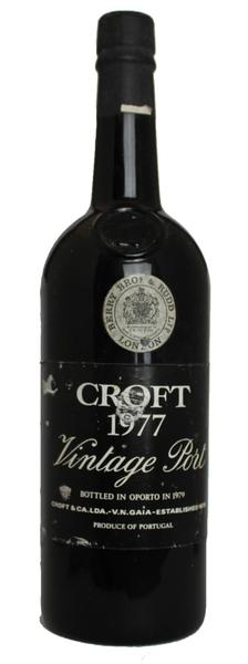 Croft Port, 1977