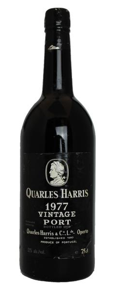 Quarles Harris Vintage Port, 1977