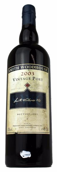 Smith Woodhouse Vintage Port, 2003