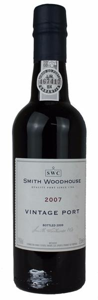 Smith Woodhouse Vintage Port, 2007