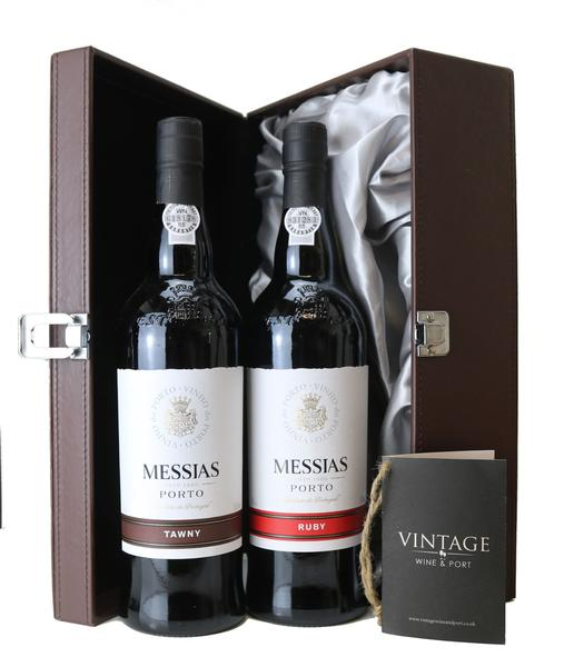 Messias Ruby &Tawny Port Duo, 0