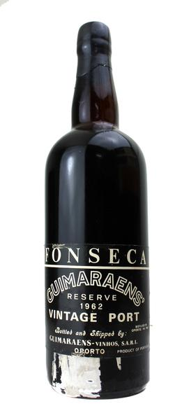 Fonseca Port, 1962