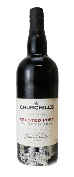 Churchill's Port, 1988