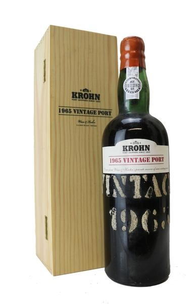 Krohn Port , 1965