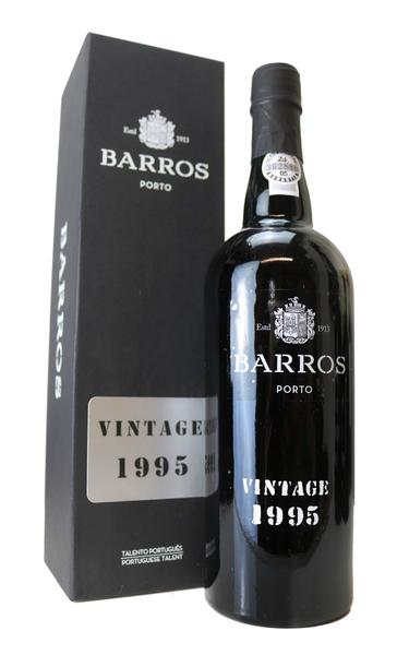 25 Year Old Barros Vintage Port, 1995