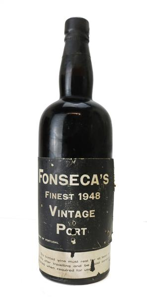 Fonseca Port, 1948
