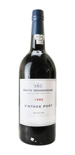 Smith Woodhouse Vintage Port, 1980