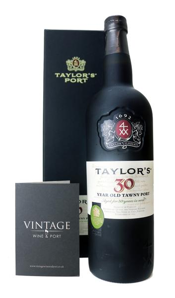 30 Year Old Taylors Tawny port, 1991