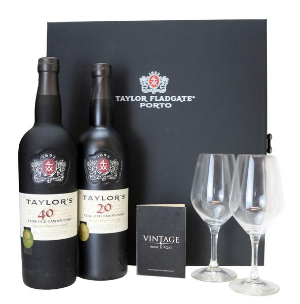Taylors 60 Years of Tawny Port Gift, 1959