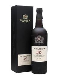 Taylors 40 Year Old Tawny port, 1979