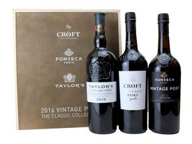 Fladgate Vintage Port Presentation Case , 2016