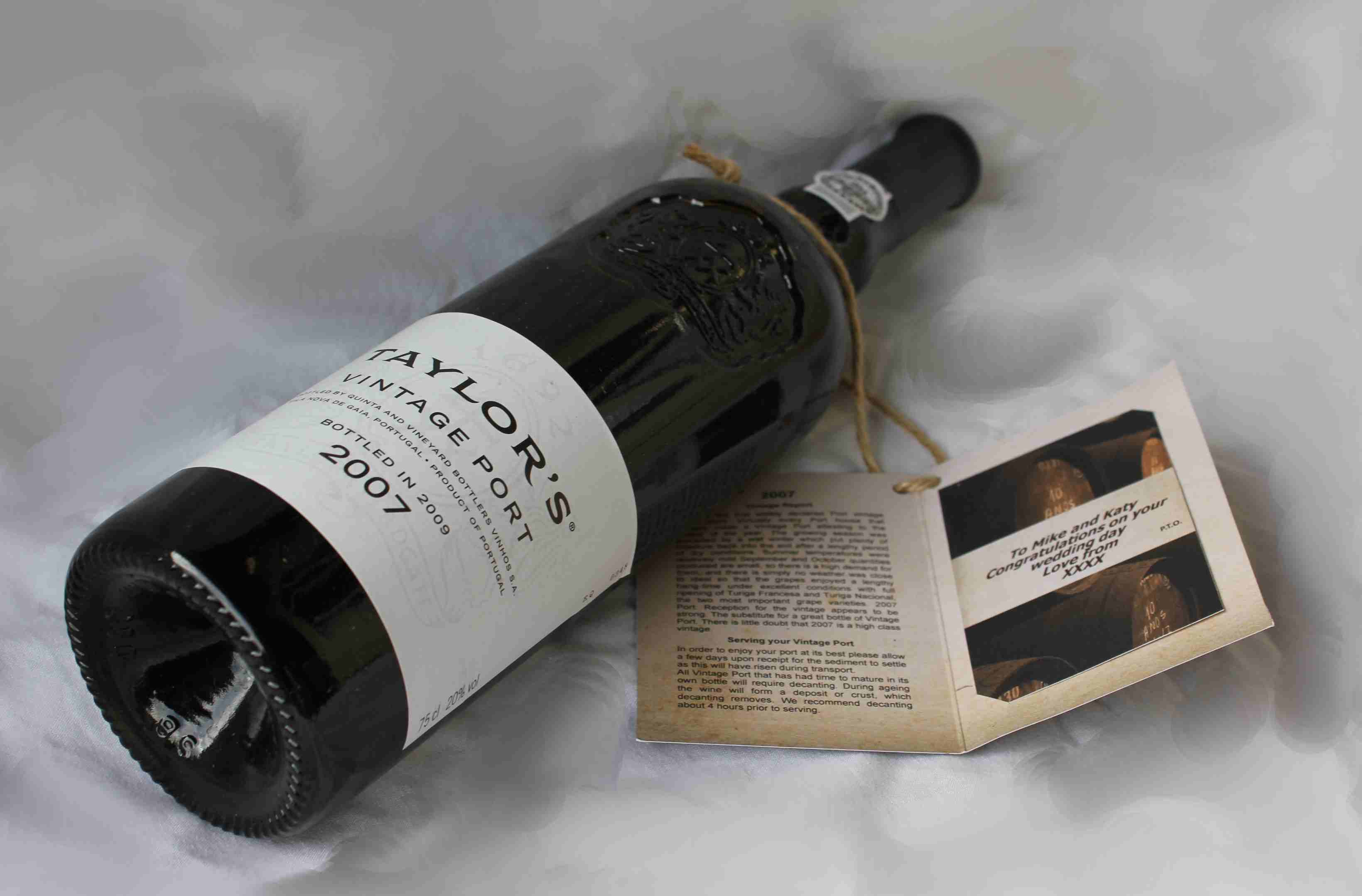 Vintage Wine and Port Ltd